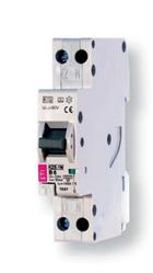 Диффер. автоматический выключатель KZS 1МSUP С 10/0,03 тип А (6kA) 1мод/