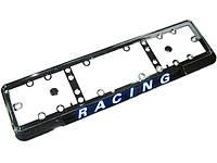 Рамка под номер NEON-Racing хром/подсветка (шт.)