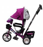 Детский велосипед Baby trike CT-59 фиолетовый