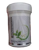 Увлажняющий крем с витамином С Onmacabim VC Moisturizing Cream Vitamin C SPF15, 250 мл