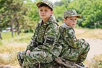 Детский камуфляжный костюм Лесоход для мальчиков камуфляж Мультикам