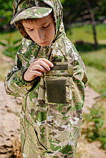 Детский камуфляж костюм для мальчиков Лесоход цвет Мультикам, фото 2