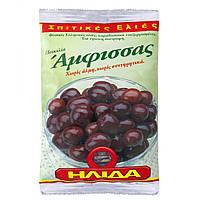 Оливки Амфисса в оливковом масле, фольга, 250 г