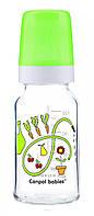 Детская бутылка стекло Canpol Babies 120 ml.