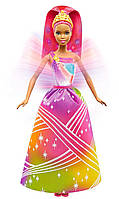 Кукла Барби, музыка свет, Barbie Rainbow Princess Cove Light Show African-American Doll!