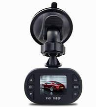 Автомобільний відеореєстратор С600 12ИК діодів Full HD 1080p ЧОРНИЙ SKU0000773