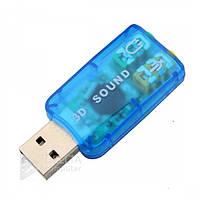 Звуковая карта USB Audio 5.1