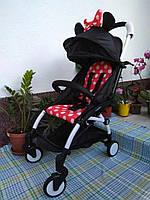"""Детская прогулочная коляска """"Baby tame"""" Minne"""