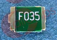 Предохранитель самовосстанавливающийся FSMD035 Raychem 1812