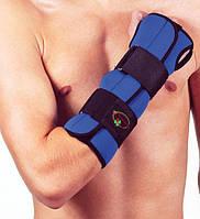 Бандаж /фиксатор/ шина на лучезапястный сустав. Размеры: S, M, L, XL. Черный, синий