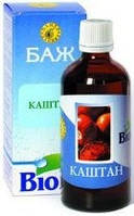 Каштан - Биологически активная жидкость — 100 мл - Даника, Украина