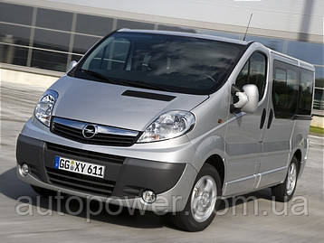 Фаркоп Opel Vivaro 09/2002-