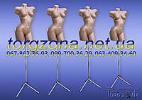 "Торс манекен женский ""Венера"" на ножке"