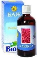 Клюква - Биологически активная жидкость — 100 мл - Даника, Украина