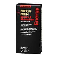 Витамины MEGA MEN ENERGY & METABOLISM 180капсул