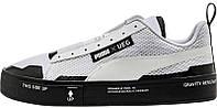 Женские кроссовки Puma x UEG Men Court Play Slip-On White