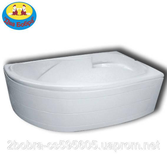 Гидромассажная Ванна Асемметричная KO&PO 4038 (L/R) | 150х100х55 см.