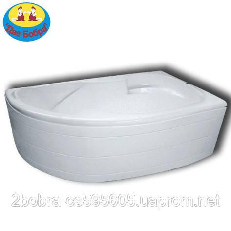 Гидромассажная Ванна Асемметричная KO&PO 4038 (L/R) | 150х100х55 см., фото 2