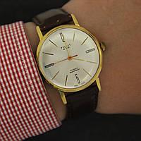Poljot de luxe 2209 Полет тонкие часы СССР , фото 1
