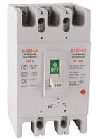 Автоматический выключатель К-160 100А 36кА