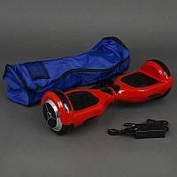 Гироскутер А 3-3 / 772-А3-3 Classic (1) КРАСНЫЙ, колёса диаметром 6,5 дюймов, Bluetooth, СВЕТ, в сумке