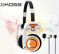 "Наушники Koss Porta pro ""Orange edition"""