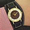 Луч 2209 позолоченные механические часы СССР