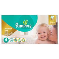 Памперсы для детей Pampers Premium care 4/104
