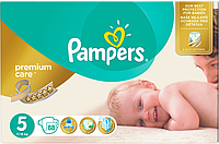 Памперсы для детей Pampers Premium Care 5/88