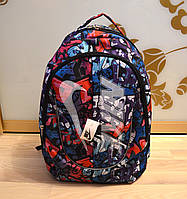 Рюкзак городской женский - в стиле Nike - яркий