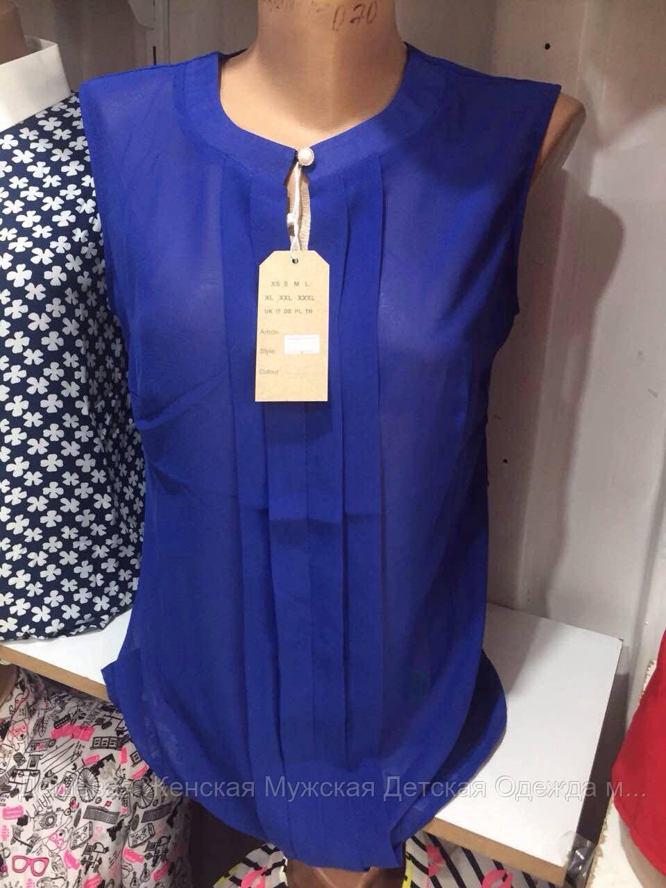Женская блузка лето