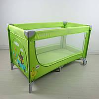 Детский манеж Carrello Piccolo CRL-7303 Green