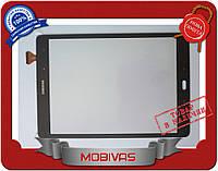 Тачскрин сенсорное стекло для Samsung T550 Galaxy Tab A 9.7 black