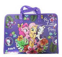 Портфель А4 на молнии на 1отд. LP17-202-01  Little Pony