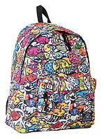 553961 Рюкзак подростковый ST-15 Crazy 03, 31*41*14