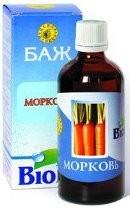 Морковь - Биологически активная жидкость — 100 мл - Даника, Украина