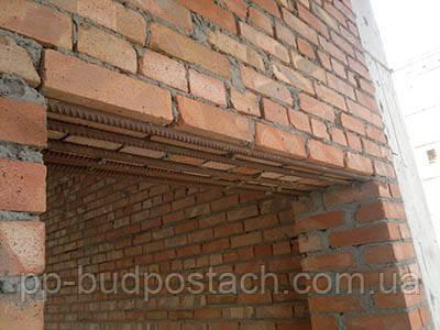 Як встановити віконні та дверні перемички
