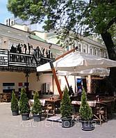 Зонт консольный для кафе XL, фото 1