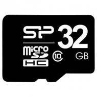 Карта памяти Silicon Power 32Gb microSD Class 10 no SD adapter (SP032GBSTH011V10)