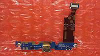 LG E975 шлейф нижний с разъёмом ОРИГИНАЛ Б/У