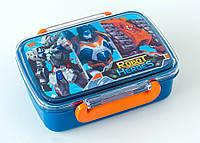 """705772 контейнер для еды """"Robot"""" с разделителем"""