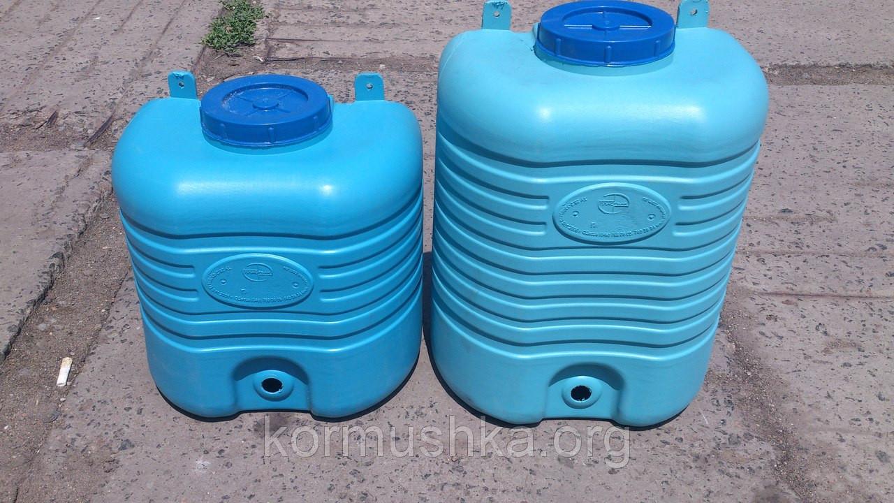 Ёмкость для ниппельного поения объемом 15 литров