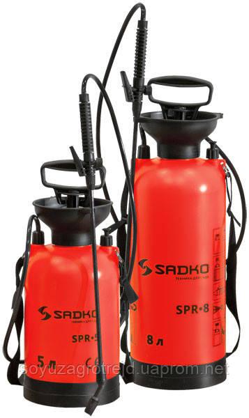 Помповые ручные опрыскиватели Sadko SPR-8