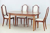 Стол для кухни Мастер+4 стула 05м