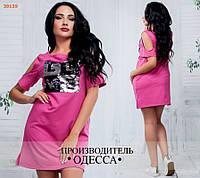 Платье ПЭ №6898 в расцветках