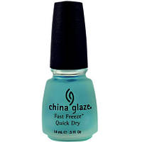 Сушка для лака China Glaze Fast Freeze Quick Dry, 14 мл