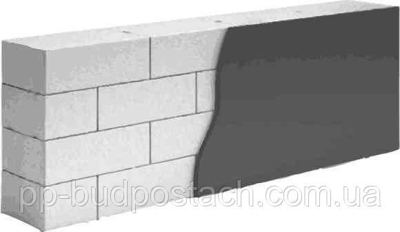 Необхідна товщина газобетонной стіни