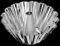 Форма для выпечки кексов 230мм з втулкою