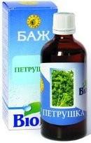 Петрушка - Біологічно активна рідина — 100 мл - Даніка, Україна