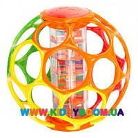 Мяч Oball с погремушкой Лабиринт Kids II 81030